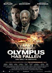Filmplakat zu Olympus Has Fallen