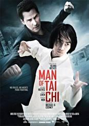 Filmplakat zu Man of Tai Chi