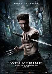 Filmplakat Wolverine: Weg des Kriegers