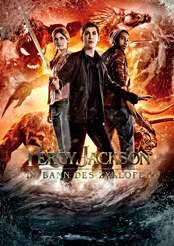 Filmplakat Percy Jackson: Im Bann des Zyklopen