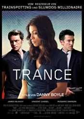 Filmplakat zu Trance - Gefährliche Erinnerung