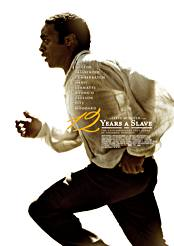Filmplakat 12 Years a Slave