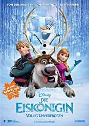 Filmplakat Die Eiskönigin