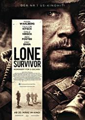 Filmplakat zu Lone Survivor