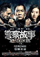 Filmplakat zu Police Story - Back for Law