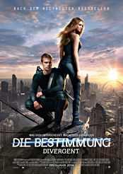 Filmplakat zu Die Bestimmung - Divergent