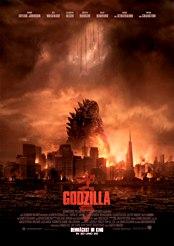Filmplakat zu Godzilla
