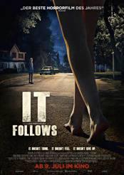 Filmplakat zu It Follows