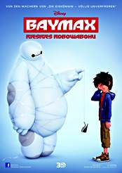 Filmplakat zu Baymax