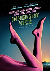 Filmplakat zu Inherent Vice