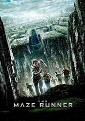Filmplakat zu Maze Runner - Die Auserwählten im Labyrinth