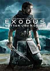 Filmplakat Exodus: Götter und Könige