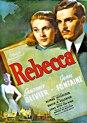 Filmplakat zu Rebecca