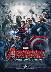 Filmplakat The Avengers 2: Age of Ultron