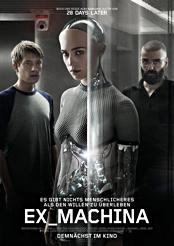 Filmplakat Ex Machina