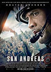 Filmplakat zu San Andreas