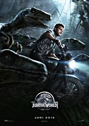 Filmplakat Jurassic World