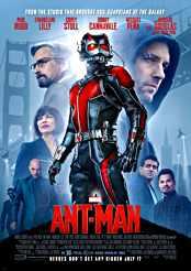 Filmplakat Ant-Man