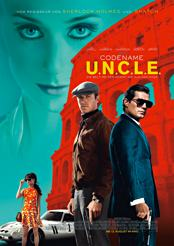 Filmplakat Codename U.N.C.L.E.
