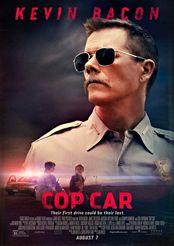 Filmplakat Cop Car