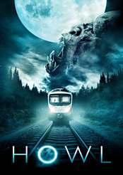 Filmplakat Howl – Endstation Vollmond
