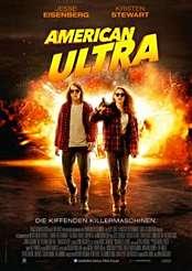 Filmplakat American Ultra