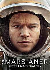 Filmplakat Der Marsianer – Rettet Mark Watney