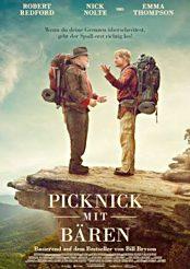Filmplakat zu picknick-mit-baeren
