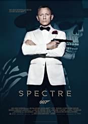 Filmplakat James Bond 007 – Spectre