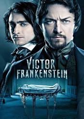 Filmplakat zu Victor Frankenstein