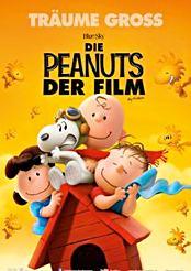 Filmplakat zu Die Peanuts - Der Film