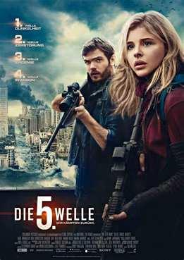 Filmplakat zu Die 5. Welle