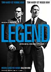 Filmplakat Legend