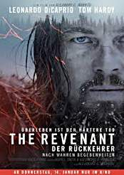 Filmplakat zu The Revenant