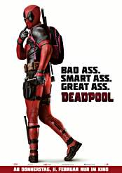 Filmplakat Deadpool