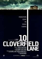 Filmplakat zu 10 Cloverfield Lane