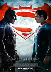 Filmplakat Batman v Superman: Dawn of Justice
