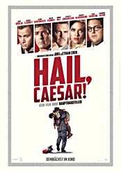 Filmplakat zu Hail, Caesar!