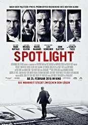 Filmplakat Spotlight