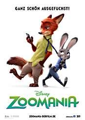 Filmplakat zu Zoomania