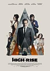 Filmplakat High-Rise