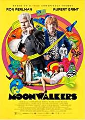 Filmplakat zu Moonwalkers