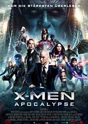 Filmplakat X-Men: Apocalypse