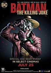 Filmplakat Batman: The Killing Joke