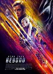 Filmplakat zu Star Trek: Beyond