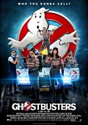 Filmplakat zu Ghostbusters