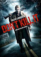 Filmplakat Don't Kill It