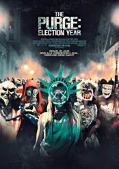 Filmplakat zu The Purge: Election Year