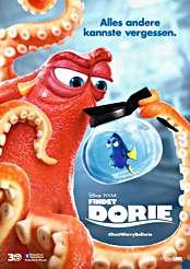 Filmplakat zu Findet Dorie