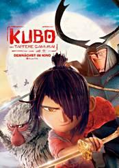 Filmplakat zu Kubo: Der tapfere Samurai